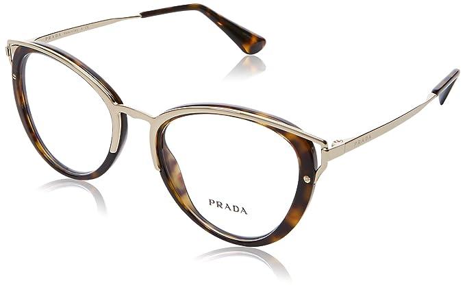 Amazon.com: Prada PR 53UV - Gafas de sol para mujer, Pr 53uv ...