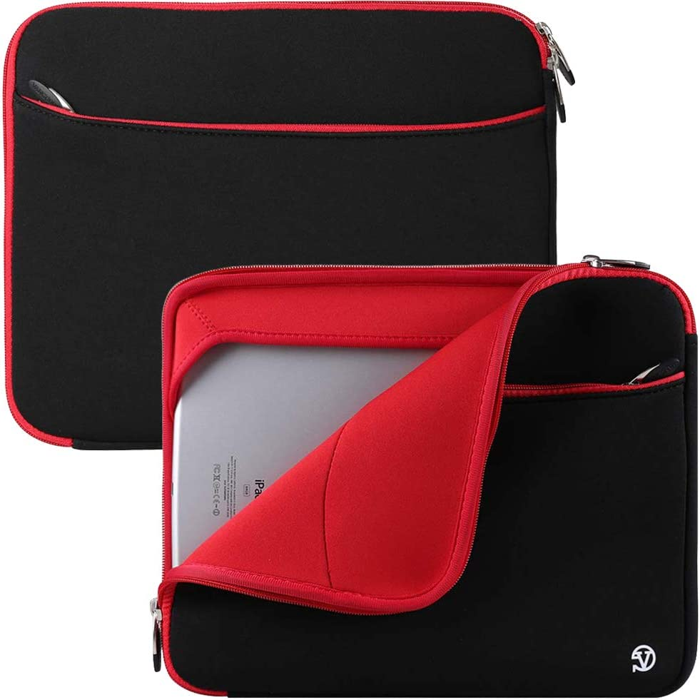 11.6 to 12.5 Inch Laptop Sleeve Tablet Pouch Carrying Case for Apple Macbook 12, for Dell Inspiron 11 3000, Latitude 12, for HP Chromebook, for Asus Vivobook, Transformer Book, for Google PixelBook