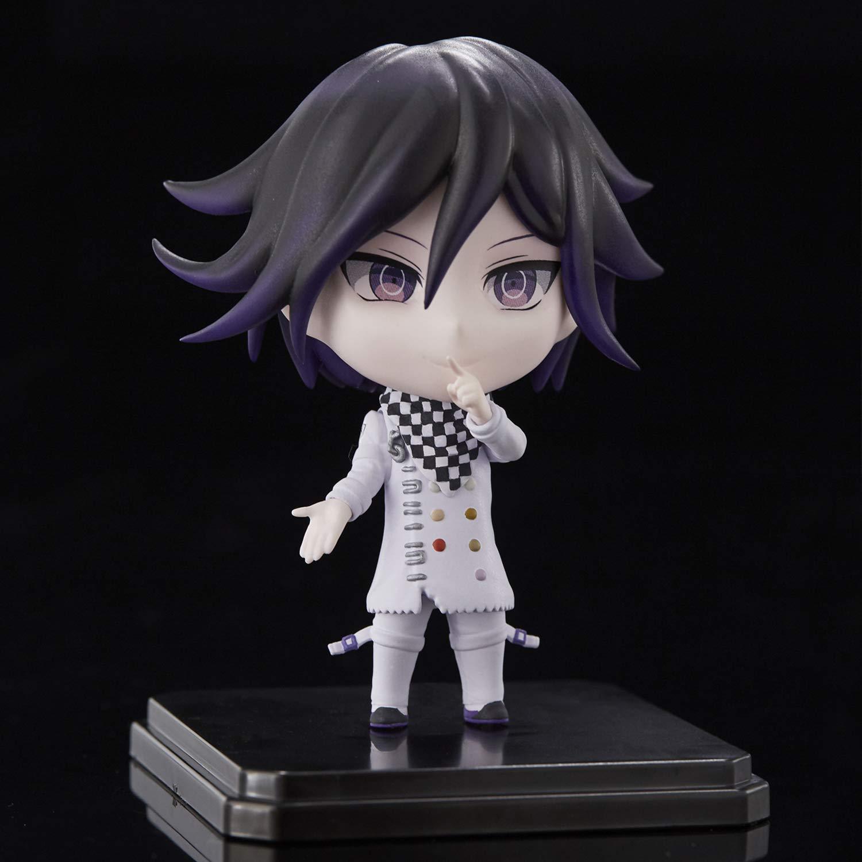Limited Version B Deformed Doll PVC Figure Union Creative Danganronpa V3 Killing Harmony Kokichi Oma