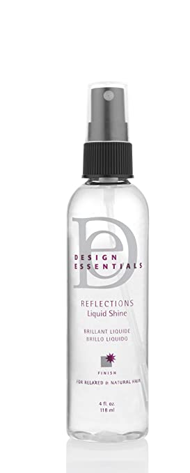 Amazoncom Design Essentials Reflections Liquid Shine Humidity