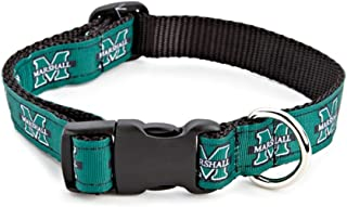 product image for NCAA Marshall Thundering Herd Dog Collar (Team Color, Medium)