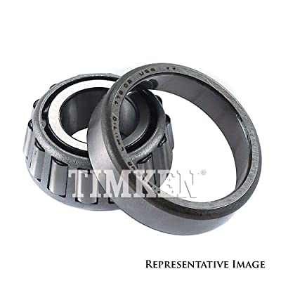 Timken SET412 MileMate Wheel Bearing Set: Automotive