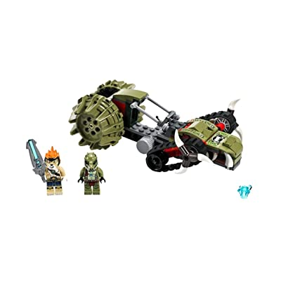 LEGO Legends of Chima 70001: Crawley's Claw Ripper: Toys & Games