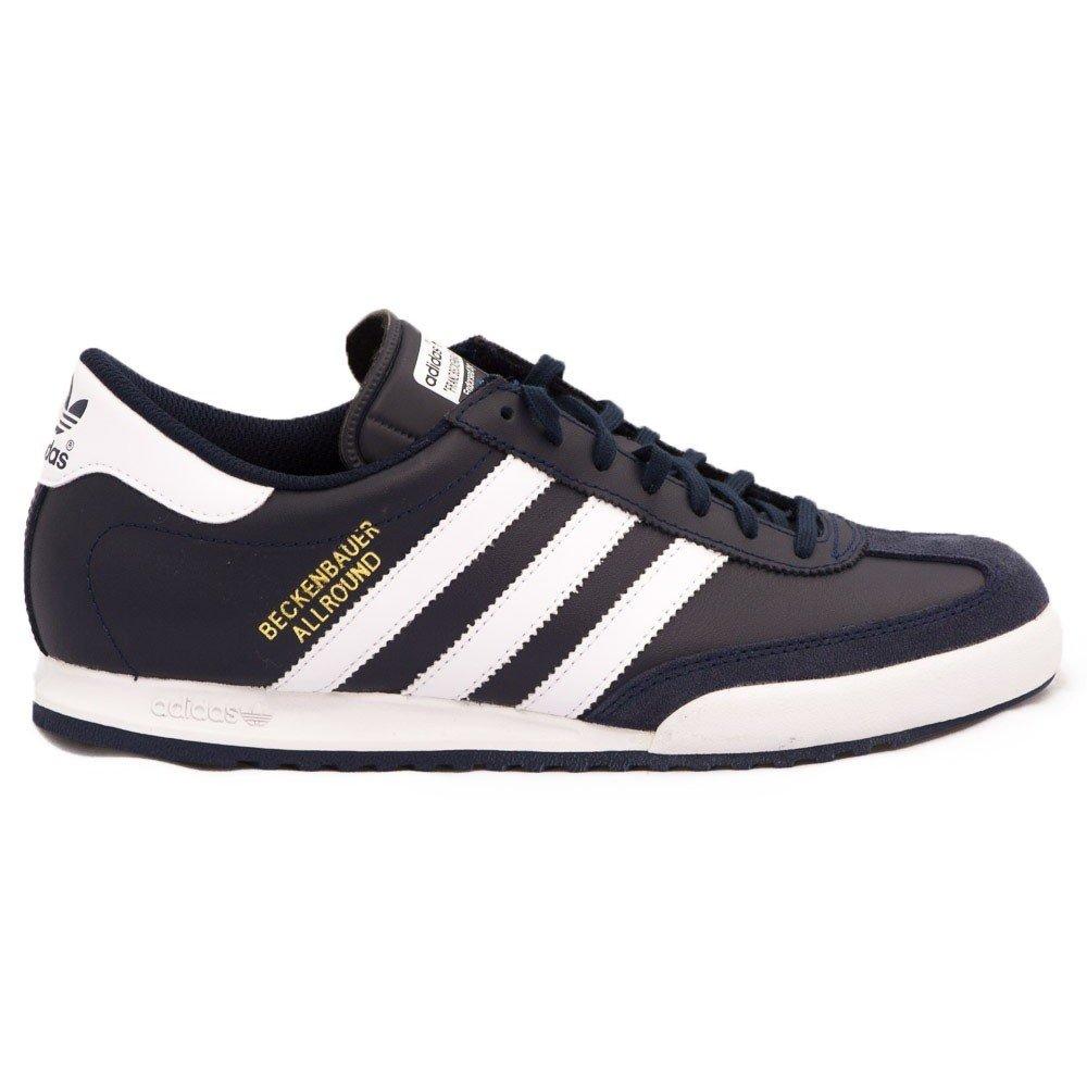 buy online 93f9e eb590 scarpe Adidas Beckenbauer q20554 bianche  Amazon.it  Scarpe e borse
