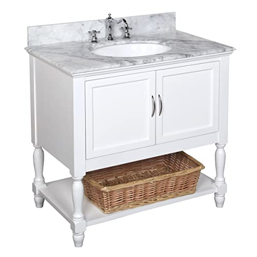 Kitchen Bath Collection KBC005WTCARR