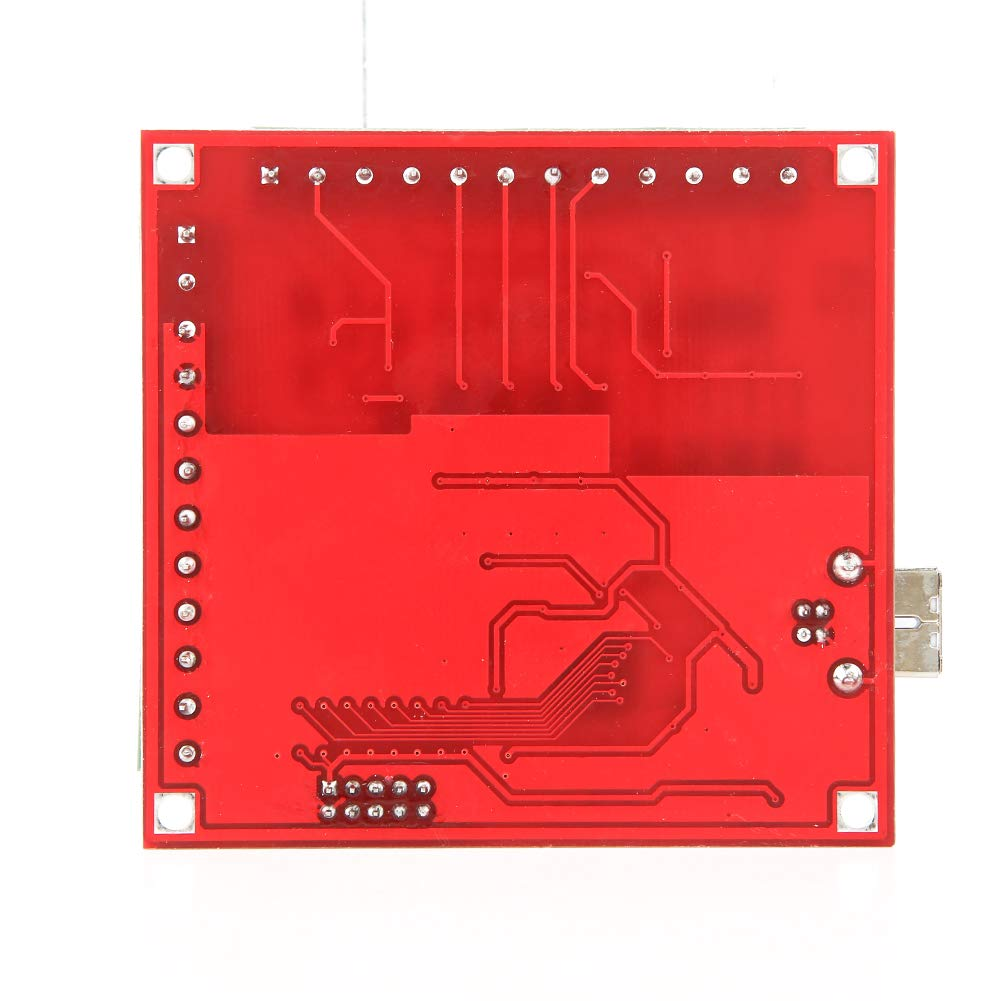 DC 24V USB CNC Controller Card MACH3 100Khz Motion Controller Card Breakout Board Support for 4 Axis Linkage
