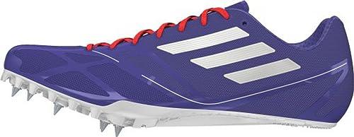 brand new 613f4 2f58e adidas Adizero Prime Finesse Running Picos, Azul Marino, 5