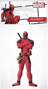 Marvel-Deadpool-Magnétique Set