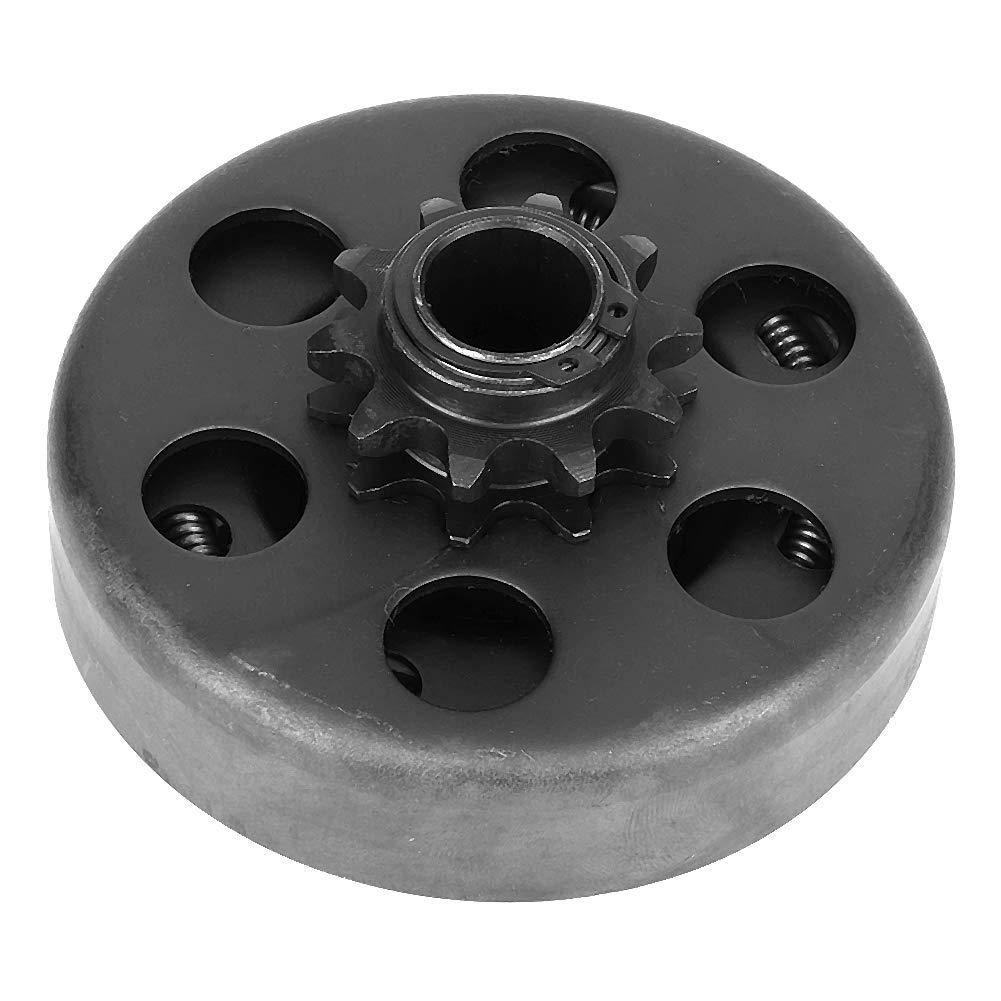 Duokon 19mm Bore 10T Motor Embrague centr/ífugo 3//440//41//420 Ajuste de cadena para Go Kart ATV Mini-Bike