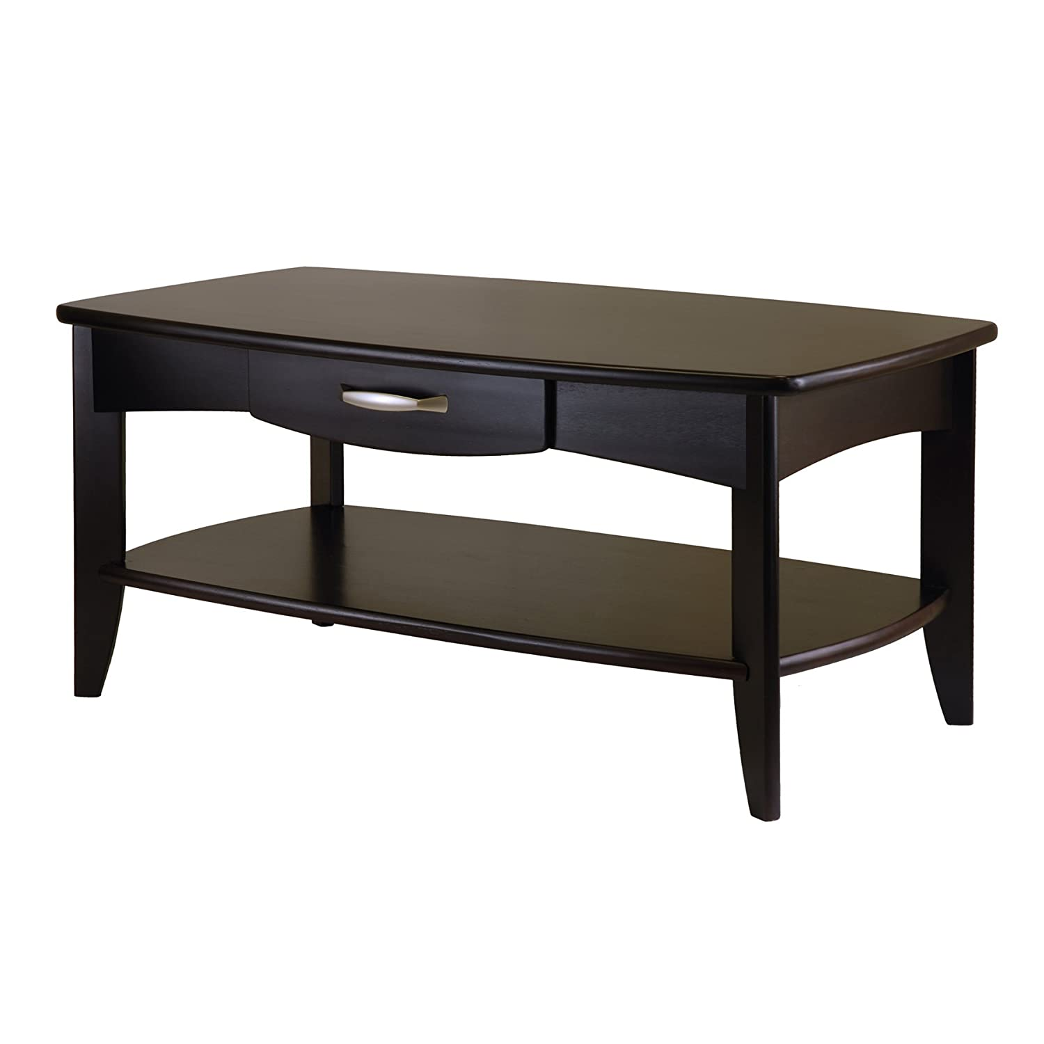 Amazon Winsome Wood Danica Coffee Table Kitchen & Dining