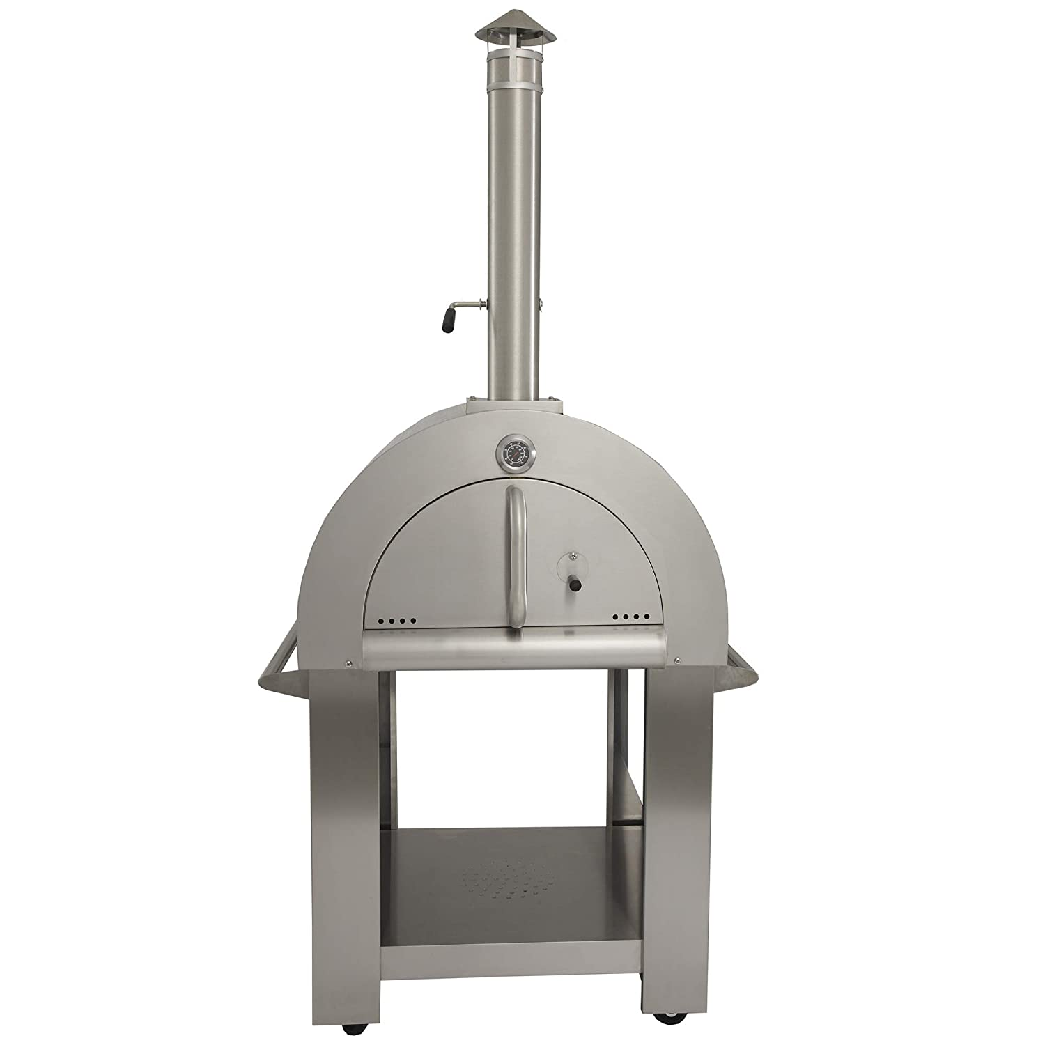 Amazon.com: KUCHT K186PO Professional Stainless Steel Pizza ...