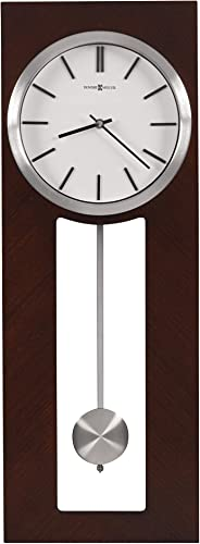 Howard Miller Madison Wall Clock 625696 Espresso Finished Frame