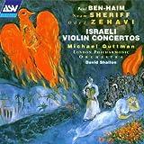 3 Israeli Violin Concerti