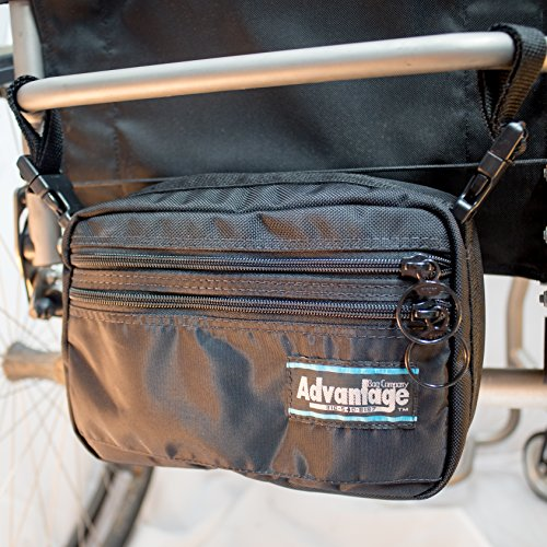 WH175 WHEELCHAIR DELUXE DOWN-UNDER BAG™ by Advantage Bag Company