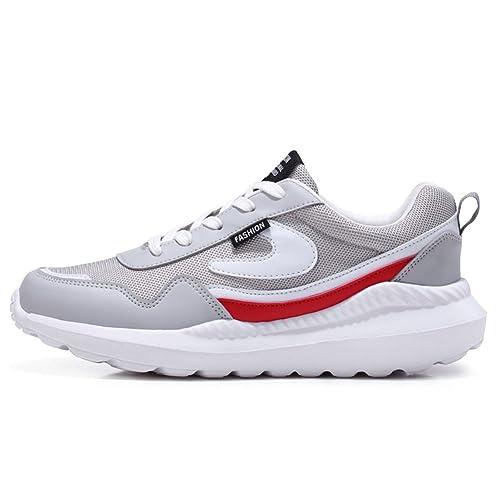 TORISKY Zapatos Deportivos Deportes Zapatillas de Running Zapatillas para Moda Hombre Mujer: Amazon.es: Zapatos y complementos