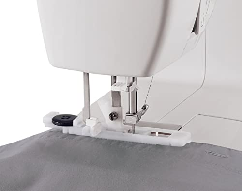 SINGER | Tradition 2277 Sewing Machine including 23 Built-In Stitches, Automatic Needle Threader, Snap-On Presser Feet
