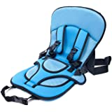 KKmoon Car Safety Seat Protector Baby Child Car Safety Booster Seat Portable Cover Cushion Baby Harness Strap Carrier