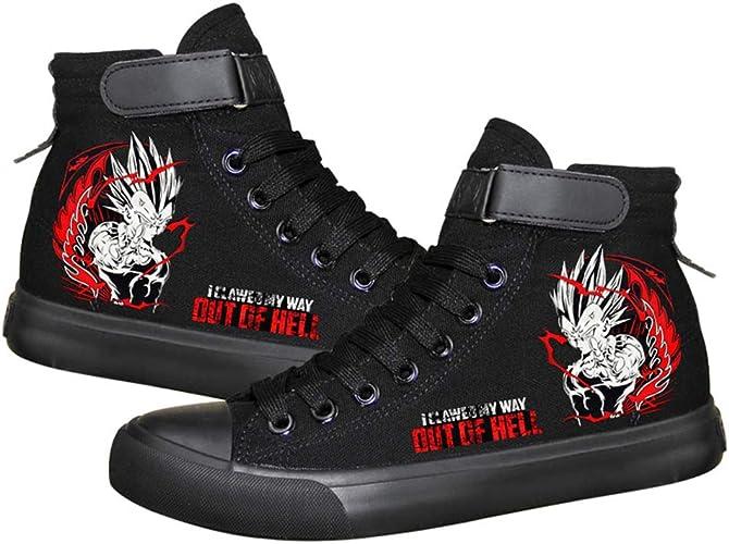 Amazon.com: Dragon Ball Anime Monkey King Son Goku - Zapatos ...