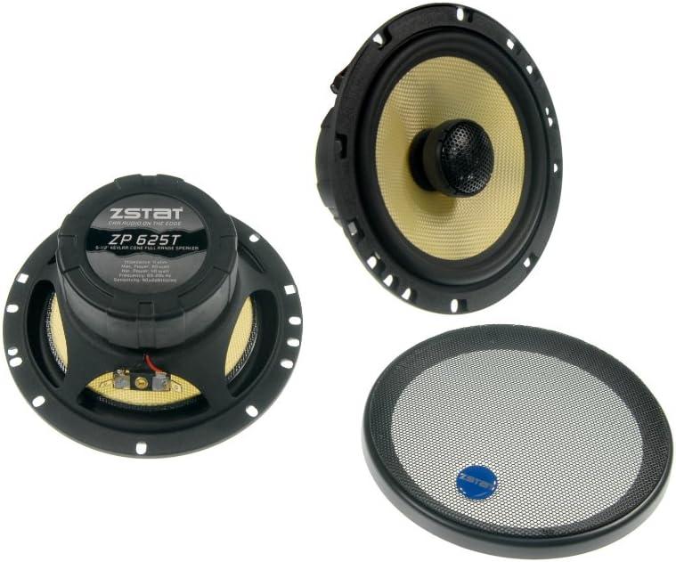 ZSTAT ZP625t 6.5-Inch Car Speakers 80 Watt