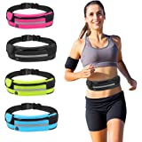 Iphone Running Belt - Running Fanny Pack, Waist Pack Running Belt, Waterproof Running Belt Pouch for iPhone 7 Plus, iphone 7, iPhone 6, Samsung Galaxy S8 / S7 And More