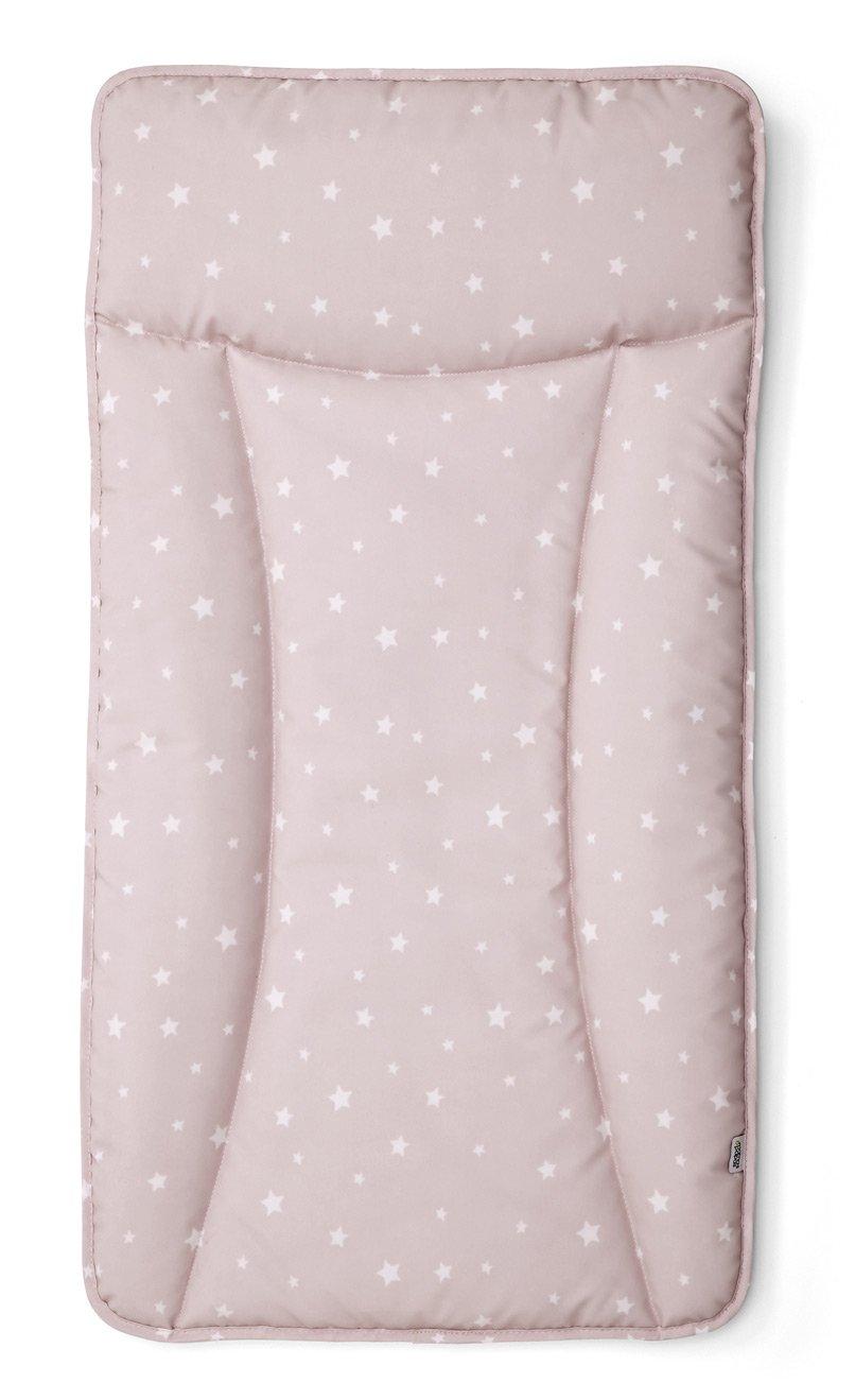 Mamas and Papas Essentials Changing Mattress (Pink Star) 4155C5600