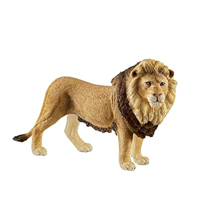SCHLEICH Wild Life Lion Educational Figurine for Kids Ages 3-8: Schleich: Toys & Games