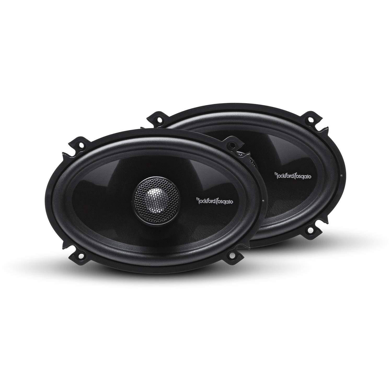 """Rockford Fosgate T1462 Power 4""""x6"""" 2-Way Full-Range Speaker (Pair)"""