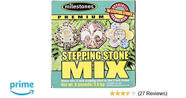 Amazon Midwest Products Premium Stepping Stone Cement Mix 8 Pounds Packaging May Vary 90316102 Arts Crafts Sewing