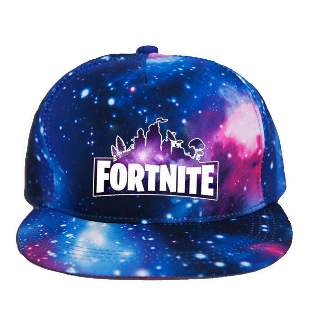 Fortnite Fashion Starry Sky Baseball Cap Hat Women Men