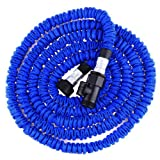 50FT Flexible Expandable Garden Water Hose EU/US Standard