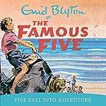 Famous Five: Five Fall Into Adventure: Book 9 | Enid Blyton