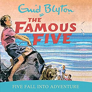 Famous Five: Five Fall Into Adventure Audiobook
