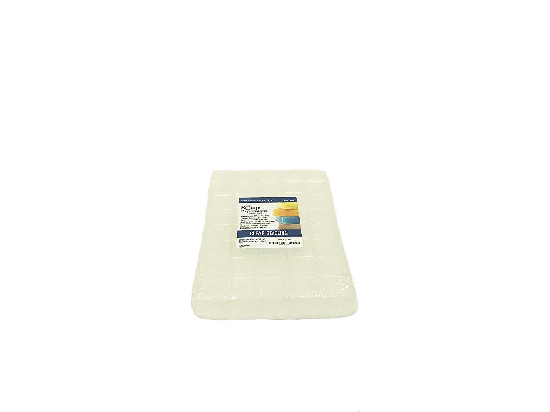 Clear Glycerin Soap Base- 2lb