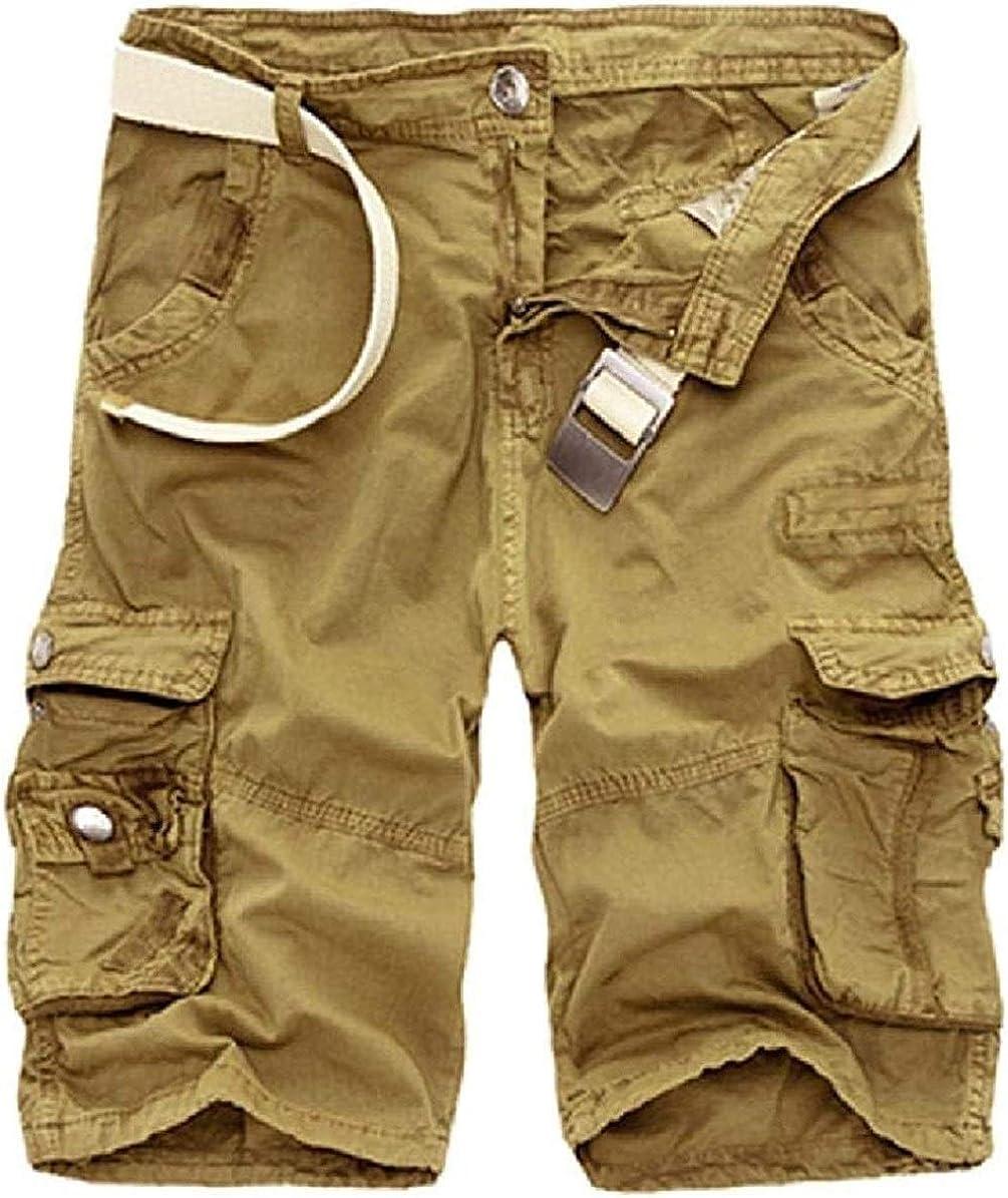 Lin Rlp Shorts 2020 New Cargo Shorts Men Summer Quality Casual Men Shorts Cotton Camouflage Military Fashion Mens Cargo Shorts Color Khaki Size 29 At Amazon Men S Clothing Store