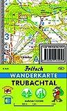 Trubachtal: Mit Gräfenberger Raum und Walberla (Fritsch Wanderkarten 1:35000)