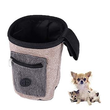 WFFH Mini Bolsas PortáTiles para Perros Al Aire Libre ...