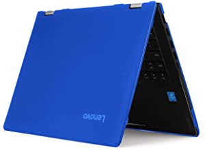 "mCover Hard Shell Case for 14"" Lenovo Yoga C740 (14) Series 2-in-1 Laptop (Blue)"