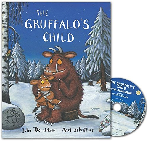 The Gruffalos Child Book and CD Pack (Book & CD): Amazon.es: Donaldson, Julia, Scheffler, Axel, Staunton, Imelda: Libros en idiomas extranjeros