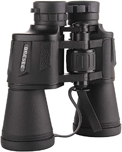 Binocular by DANMO, 20×50 BAK4 Prism FMC Lens, HD Professional Binoculars with Strap and Carrying Bag, for Bird Watching, Travel, Concerts, Sports, Outdoor