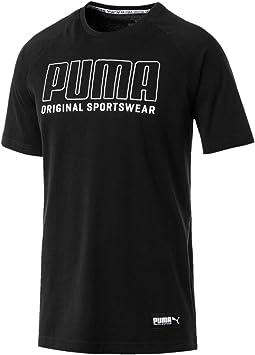 PUMA Herren Athletics Graphic Tee T Shirt