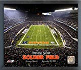 "Soldier Field Chicago Bears Photo (Size: 12"" x 15"") Framed"