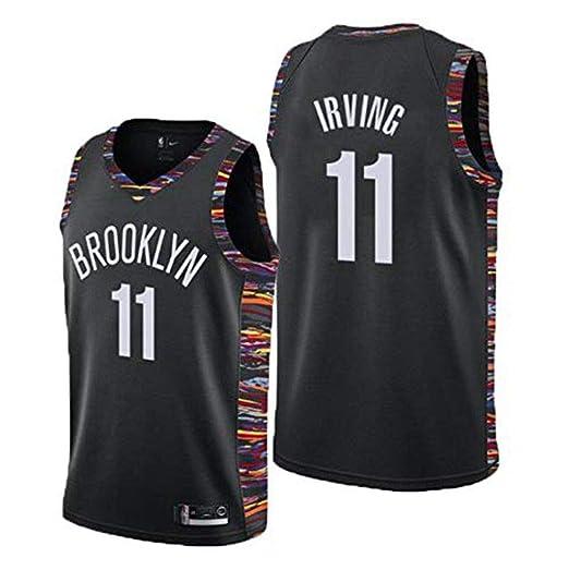 TTHU Camisetas De Baloncesto para Hombre - Brooklyn Nets 11 ...