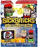 Sick Bricks Double Pack Theme 8 Action Figure