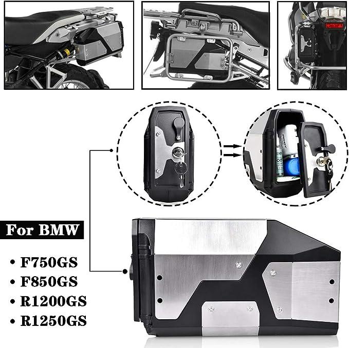 ADV R 1200 GS LC Motorcycle Tool Box Toolbox 4.2 Liter Adventure 2019 R1200GS For BMW R1200GS 2004-2019 R1250GS