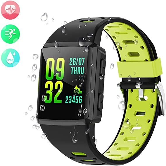 Anmino Build-in GPS Smart Watch for Android iOS Phone