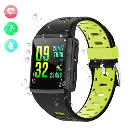 Amazon.com: Anmino M3 - Reloj inteligente con Bluetooth y ...