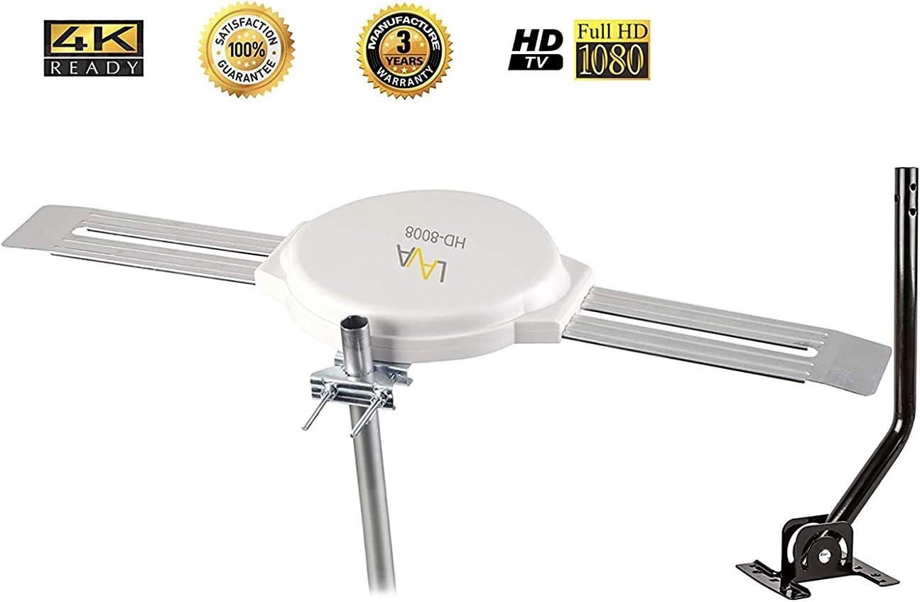 best omnidirectional antenna for multiple TV, best multi tv omnidirectional antenna