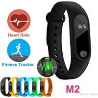 M2 BE Bluetooth Intelligence Health Fitness Tracker Smart Bracelet