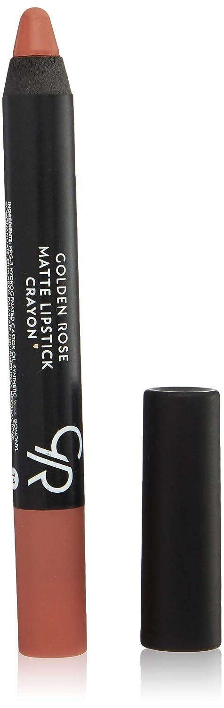 Golden Rose Matte Lipstick Crayon #14