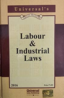 Amazon buy labour industrial law manual by justice mr labour and industrial law manual fandeluxe Choice Image